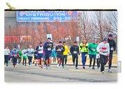017 Shamrock Run Series Carry-all Pouch