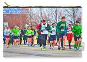 021 Shamrock Run Series Carry-all Pouch