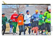 022 Shamrock Run Series Carry-all Pouch