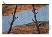 0361 Abstract Landscape Carry-all Pouch