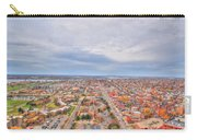 040 Series Of Buffalo Ny Via Birds Eye West Side  Carry-all Pouch
