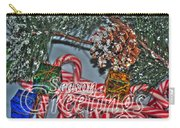 06 Christmas Cards Carry-all Pouch
