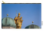 Towers Of Frauenkirche Carry-all Pouch