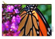 007 Making Things New Via The Butterfly Series Carry-all Pouch