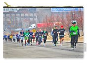 013 Shamrock Run Series Carry-all Pouch