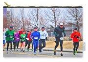 015 Shamrock Run Series Carry-all Pouch