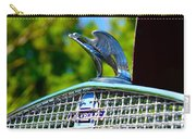 1931 Chevrolet Ae Independence Hood Ornament Carry-all Pouch by Paul Ward