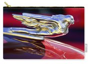 1941 Cadillac Hood Ornament Carry-all Pouch
