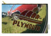 1947 Plymouth Coupe Hubcap Carry-all Pouch