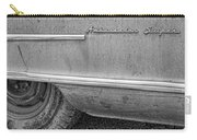 1951 Nash Ambassador Side Logo Carry-all Pouch