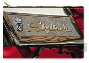1957 Ford Skyliner Retractable Hardtop Emblem Carry-all Pouch