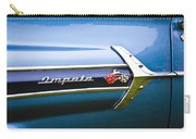 1960 Chevrolet Impala Emblem Carry-all Pouch