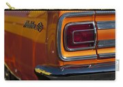 1965 Chevrolet Malibu Ss Taillight Emblem Carry-all Pouch