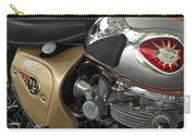 1966 Bsa 650 A-65 Spitfire Lightning Clubman Motorcycle Carry-all Pouch