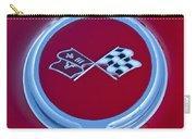 1967 Chevrolet Corvette Emblem Carry-all Pouch