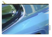 1969 Ford Mustang Mach 1 Emblem 2 Carry-all Pouch by Jill Reger