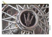 1972 Maserati Ghibli 4.9 Ss Spyder Wheel Carry-all Pouch