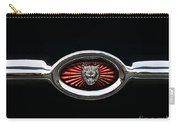 1973 Jaguar Type E Emblem Carry-all Pouch