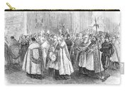1st Vatican Council, 1869 Carry-all Pouch