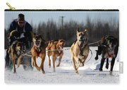 2011 Limited North American Sled Dog Race Carry-all Pouch
