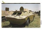 A Brdm-2 Combat Reconnaissancepatrol Carry-all Pouch