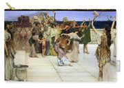 A Dedication To Bacchus Carry-all Pouch