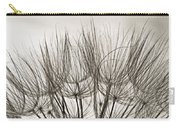 A Delicate World Monochrome Carry-all Pouch