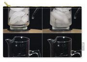 A Pitcher Of Ice Melts Over 4 Hours Carry-all Pouch