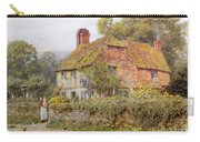 A Surrey Cottage Carry-all Pouch
