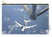 A U.s. Air Force E-3 Sentry Airborne Carry-all Pouch