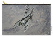 A U.s. Air Force F-16 Fighting Falcon Carry-all Pouch