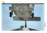 A U.s. Navy Mh-60s Seahawk Helicopter Carry-all Pouch