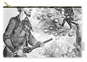 Abraham Lincoln Cartoon Carry-all Pouch
