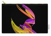 Abstract Fifty-four Carry-all Pouch