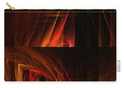 Abstract Forty-seven Carry-all Pouch