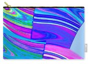 Abstract Fusion 44 Carry-all Pouch