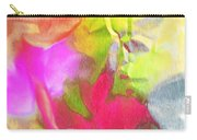 Abstract Garden Impressions Carry-all Pouch