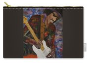 Abstract Jimi Hendrix Carry-all Pouch
