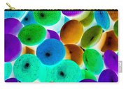 Abstract Negative Art Carry-all Pouch
