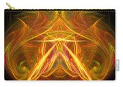 Abstract Ninety-eight Carry-all Pouch