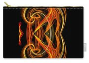 Abstract Ninety-one Carry-all Pouch