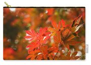 Acer Leaves Carry-all Pouch