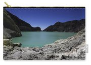 Acidic Crater Lake On Kawah Ijen Carry-all Pouch