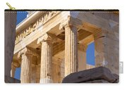 Acropolis Temple Carry-all Pouch by Brian Jannsen