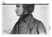 Adam Mickiewicz (1798-1855) Carry-all Pouch