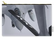 Air Refueling A Norwegian Air Force Carry-all Pouch by Daniel Karlsson