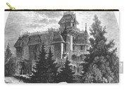 Albert Bierstadt (1830-1902) Carry-all Pouch