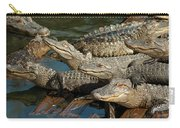 Alligator Pool Party Carry-all Pouch