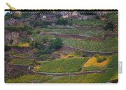 Along The Rhine River Carry-all Pouch