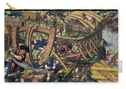 America: Shipbuilding, C1594 Carry-all Pouch